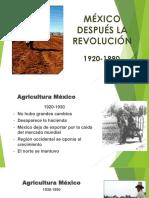 Historia del desarrollo de las zonas de riego