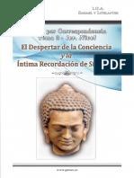 I.G.A.  Revista 03 El Despertar de La Conciencia y La Intima Recordacion