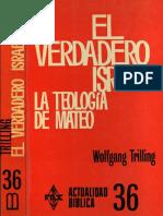 Wolfgang Trilling -El verdadero Israel; La teología de Mateo.pdf