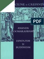 Hinduism Si Buddhism - Ananda Coomaraswamy