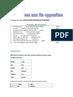 adjectives opposites.doc