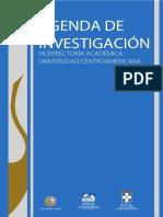 Agenda de Investigacion Final