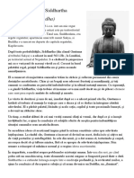 Biografia Lui Budha