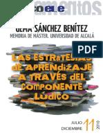 Sanchez-estrategias-ludico Actividades Para Aprendizaje Ludico