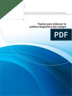 guia para la elaboracion de una política linguistica.pdf