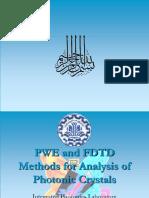 Bloch Boundary Condition+PWE+FDTD.ppt
