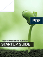 The Comprehensive Business Startup Guide
