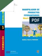 1182-Texto Completo 1 Manipulador de Productos Fitosanitarios. Nivel Cualificado-1