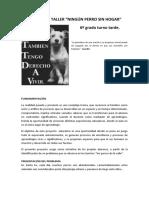 Proyecto Perros Abandonados