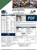 Rams Regular Season 01