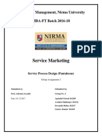 Service Program Design