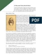 Albert Pike and Three World Wars
