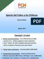 Aporte Cu a Chile V514 020816