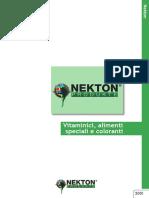 Nekton Catalogo 2015