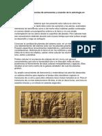 Avanzados Conocimientos de Astronomía y Creación de La Astrología en Mesopotamia