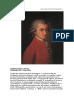 Mozart - Biografía -