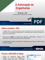 EAD _ Monitoria Skype