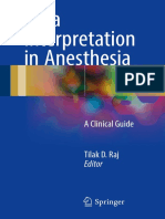 Data Interpretation in Anesthesia 2017