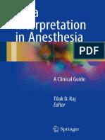 Data Interpretation in Anesthesia 2017