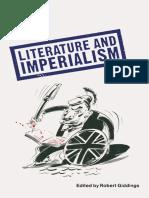 Literature and Imperialism