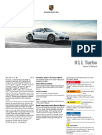 911 Turbo Main Manual 144