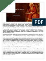 San Jerónimo Toda La Biografía