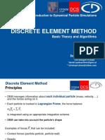 Discrete Element Method