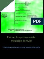 Medidores de Flujo2