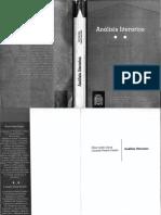Analisis Literarios. Castro y Posada, 1995
