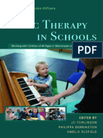Amelia Oldfield Music Therapy