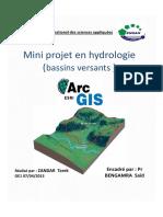 Mini Projet en Hydrologie