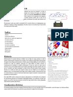 Corriente eléctrica - Wikipedia, la enciclopedia libre.pdf