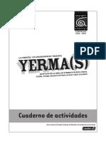 Cahier Yerma