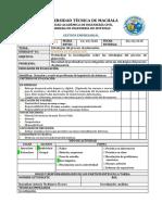 Tarea Extraclase 04 - Estrategias Del Proceso de Planeación