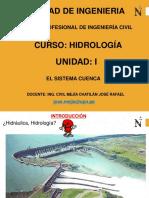 Hidrologia Semana i