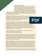 Fuentes Del Derecho Objetivo Romano