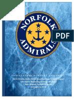 norfolk admirals proposal