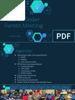 k winter parent meeting  feb