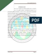 Derecho Financiero I Programa Desglosado