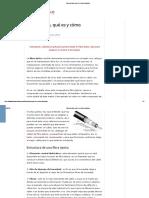 Fibra Optica, Qué Es y Cómo Funciona