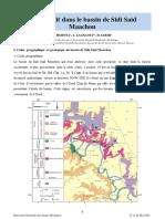 2016_Géo-Circuit Dans Le Bassin de Sidi Said Maachou (Meseta)_Saber Hminna