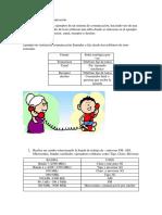 Sistema de Comunicación Fase 1
