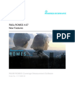 Overview New Features of Romes 4_67