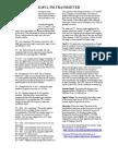 9V FM Transmitter Circuit Manual