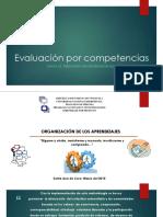 Presentación de evaluación por competencias