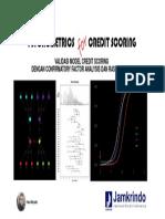 Validasi Model Credit Scoring