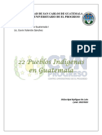 22 Pueblos de Guatemala