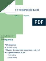 Laboratorio de Redes y Teleproceso