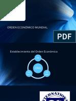 Orden Económico Mundial