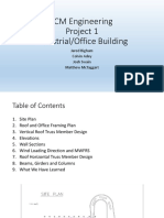 Project 1 Presentation - JCM Engineering